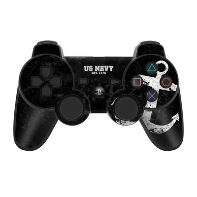 PS3 Controller Skin - Anchor