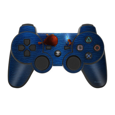 PS3 Controller Skin - Angler Fish