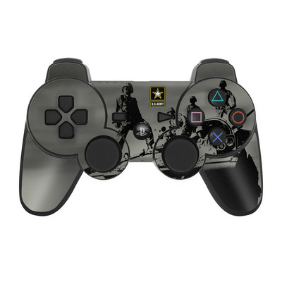PS3 Controller Skin - Army Troop