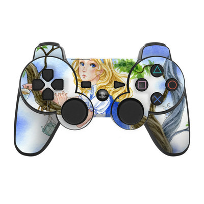 PS3 Controller Skin - Alice's Tea Time