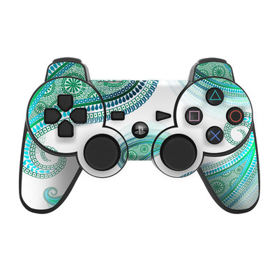 PS3 Controller Skin - Azure