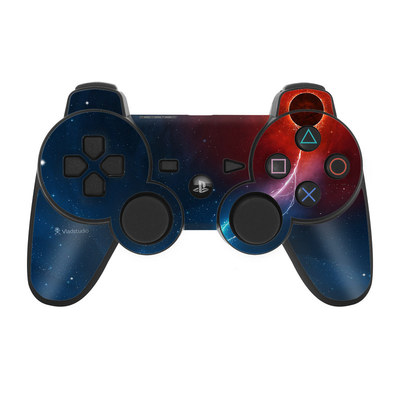 PS3 Controller Skin - Black Hole