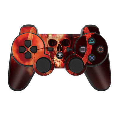 PS3 Controller Skin - Blood Ring