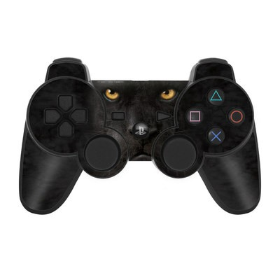 PS3 Controller Skin - Black Panther