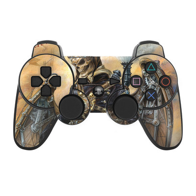 PS3 Controller Skin - The Black Baron