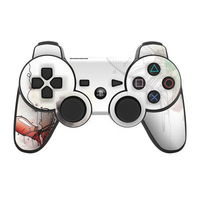 PS3 Controller Skin - Blood Ties