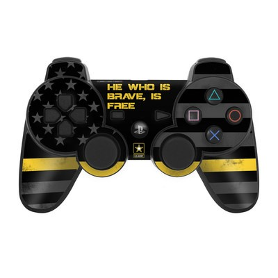 PS3 Controller Skin - Brave is Free