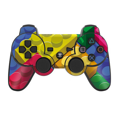 PS3 Controller Skin - Bricks