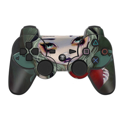 PS3 Controller Skin - Broken Heart