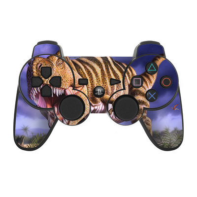 PS3 Controller Skin - Brown Rex