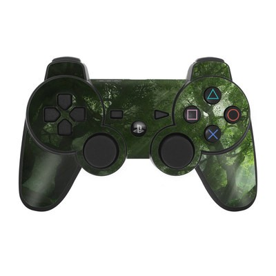 PS3 Controller Skin - Canopy Creek Spring