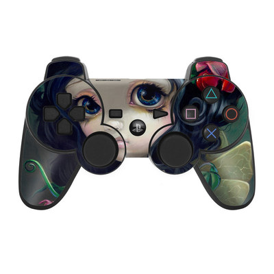 PS3 Controller Skin - Carnivorous Bouquet