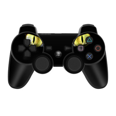 PS3 Controller Skin - Cat Eyes
