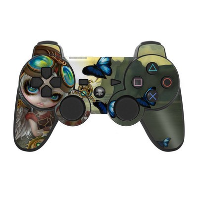 PS3 Controller Skin - Clockwork Dragonling