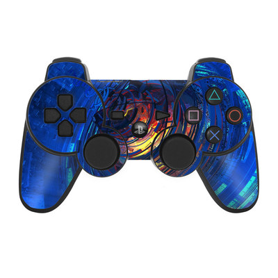 PS3 Controller Skin - Clockwork