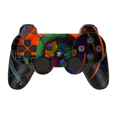 PS3 Controller Skin - Color Wheel