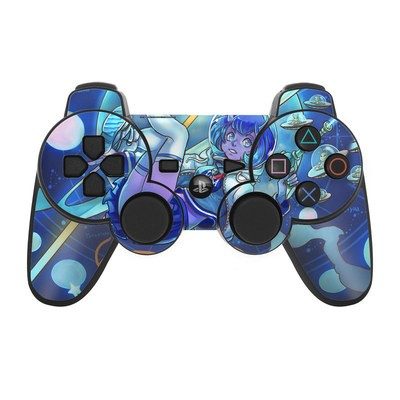 PS3 Controller Skin - We Come in Peace