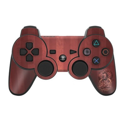 PS3 Controller Skin - If Looks Could Kill
