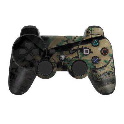 PS3 Controller Skin - Courage