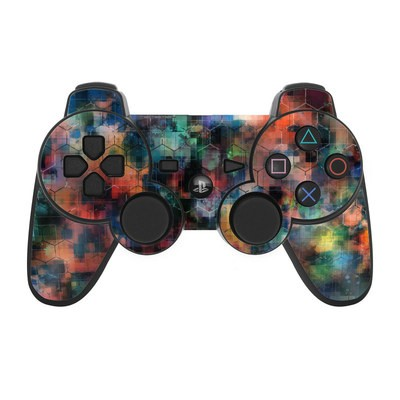 PS3 Controller Skin - Circuit Breaker