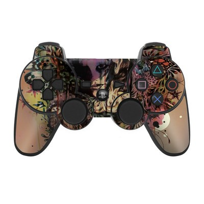 PS3 Controller Skin - Doom and Bloom