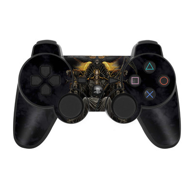 PS3 Controller Skin - Death Throne