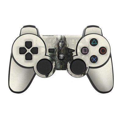 PS3 Controller Skin - Dark Elf