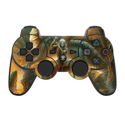 PS3 Controller Skin - Dragon Mage