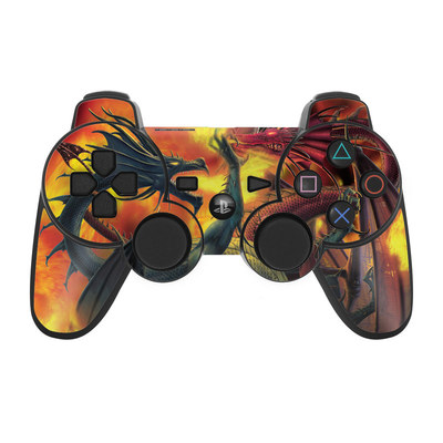 PS3 Controller Skin - Dragon Wars