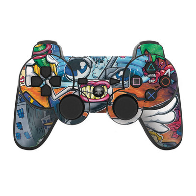 PS3 Controller Skin - Dream Factory