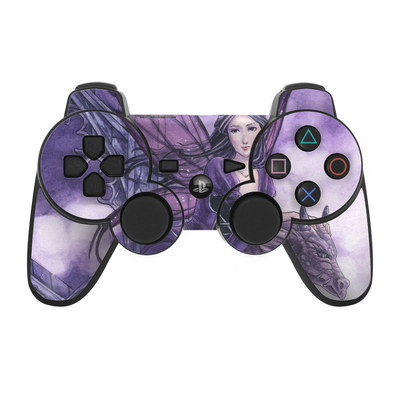 PS3 Controller Skin - Dragon Sentinel