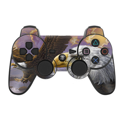 PS3 Controller Skin - Eagle