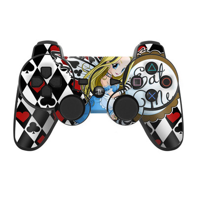 PS3 Controller Skin - Eat Me