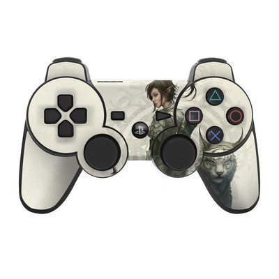 PS3 Controller Skin - Half Elf Girl