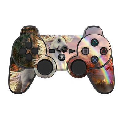 PS3 Controller Skin - Evening Star