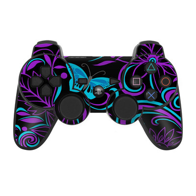 PS3 Controller Skin - Fascinating Surprise