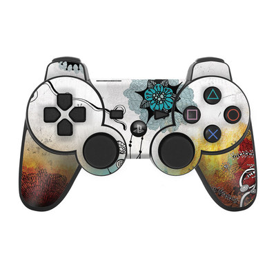 PS3 Controller Skin - Frozen Dreams