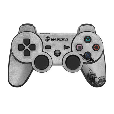 PS3 Controller Skin - Flag Raise