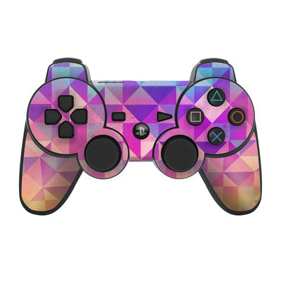 PS3 Controller Skin - Fragments
