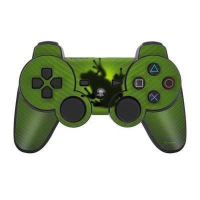PS3 Controller Skin - Frog