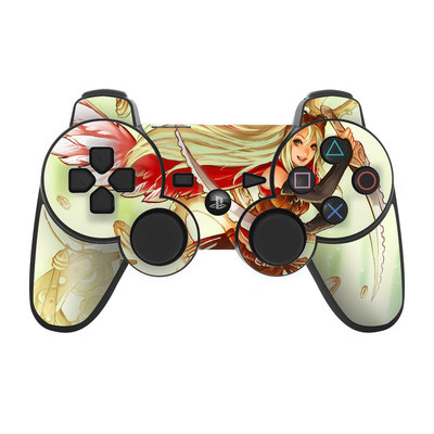PS3 Controller Skin - Gear Thief