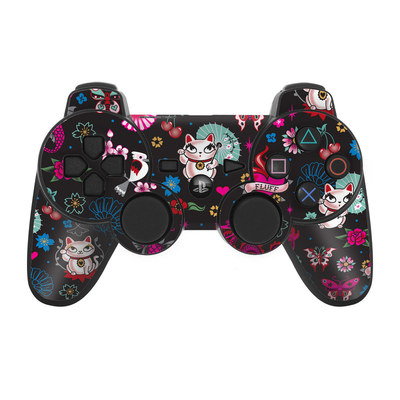 PS3 Controller Skin - Geisha Kitty