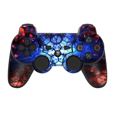 PS3 Controller Skin - Geomancy