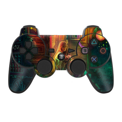 PS3 Controller Skin - Gypsy Firefly