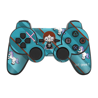 PS3 Controller Skin - Got Geek