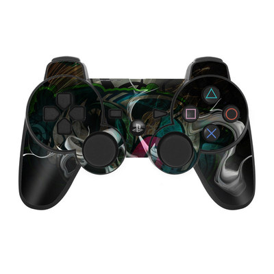 PS3 Controller Skin - Graffstract