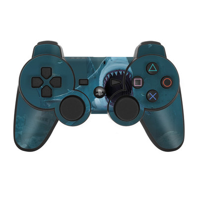 PS3 Controller Skin - Great White
