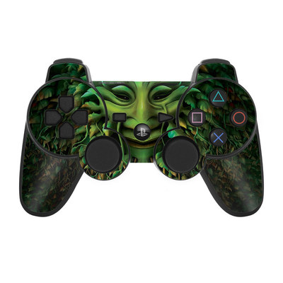 PS3 Controller Skin - Greenman