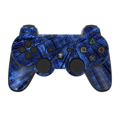 PS3 Controller Skin - Grid
