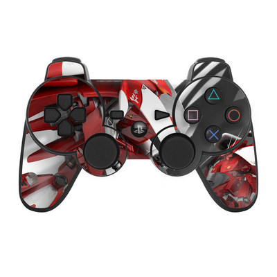 PS3 Controller Skin - Gundam Light